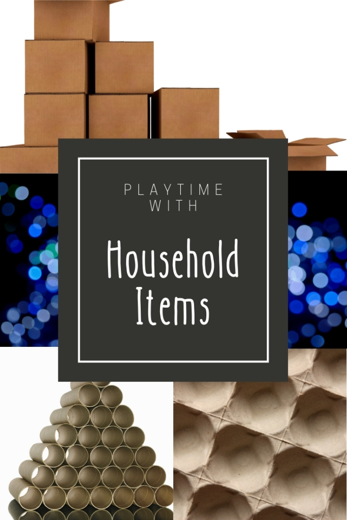 Playtime with Household Items