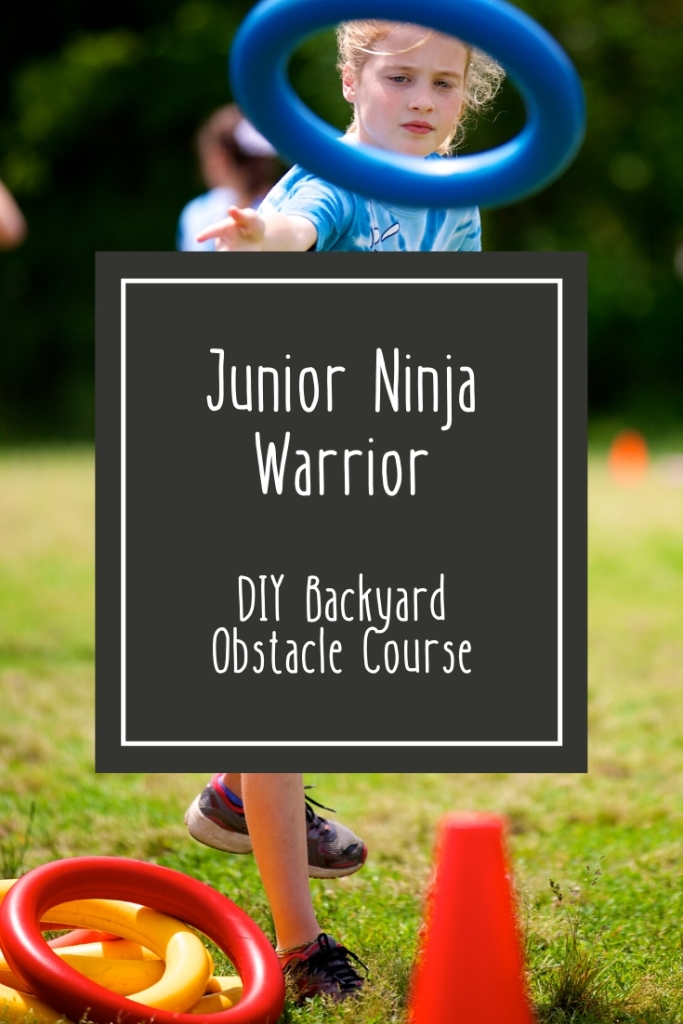 Junior Ninja Warrior: DIY Backyard Obstacle Course
